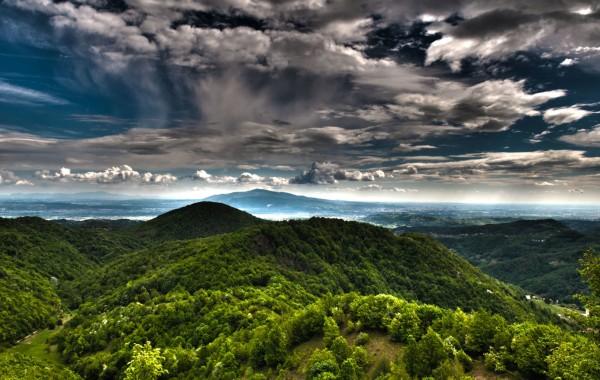 Samobor hills