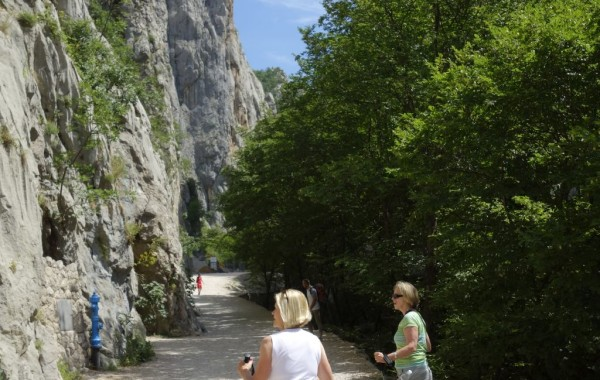 Paklenica (Southern Velebit)